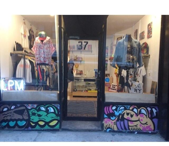 Store exterior 2