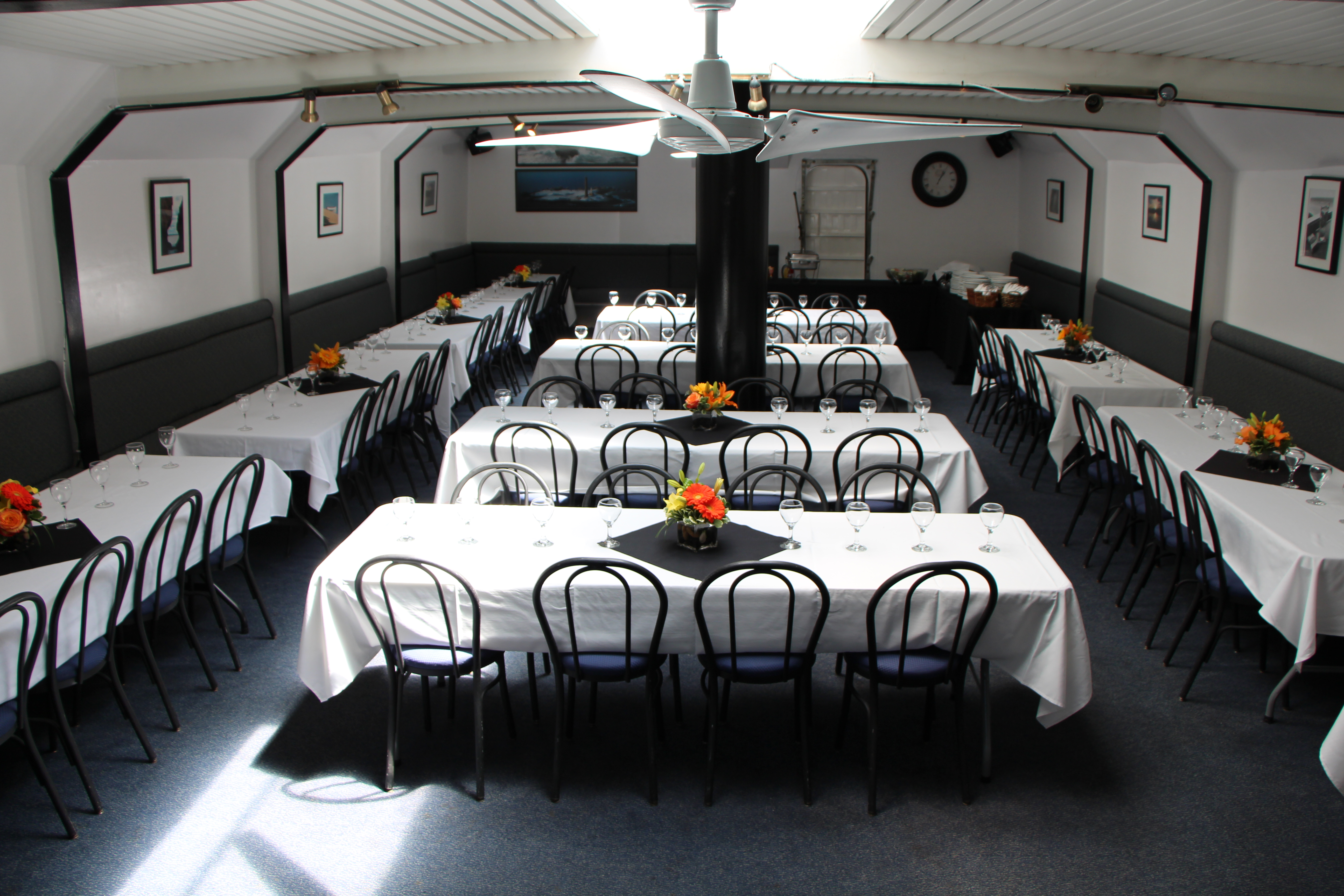 1.5 kajama plain dining room