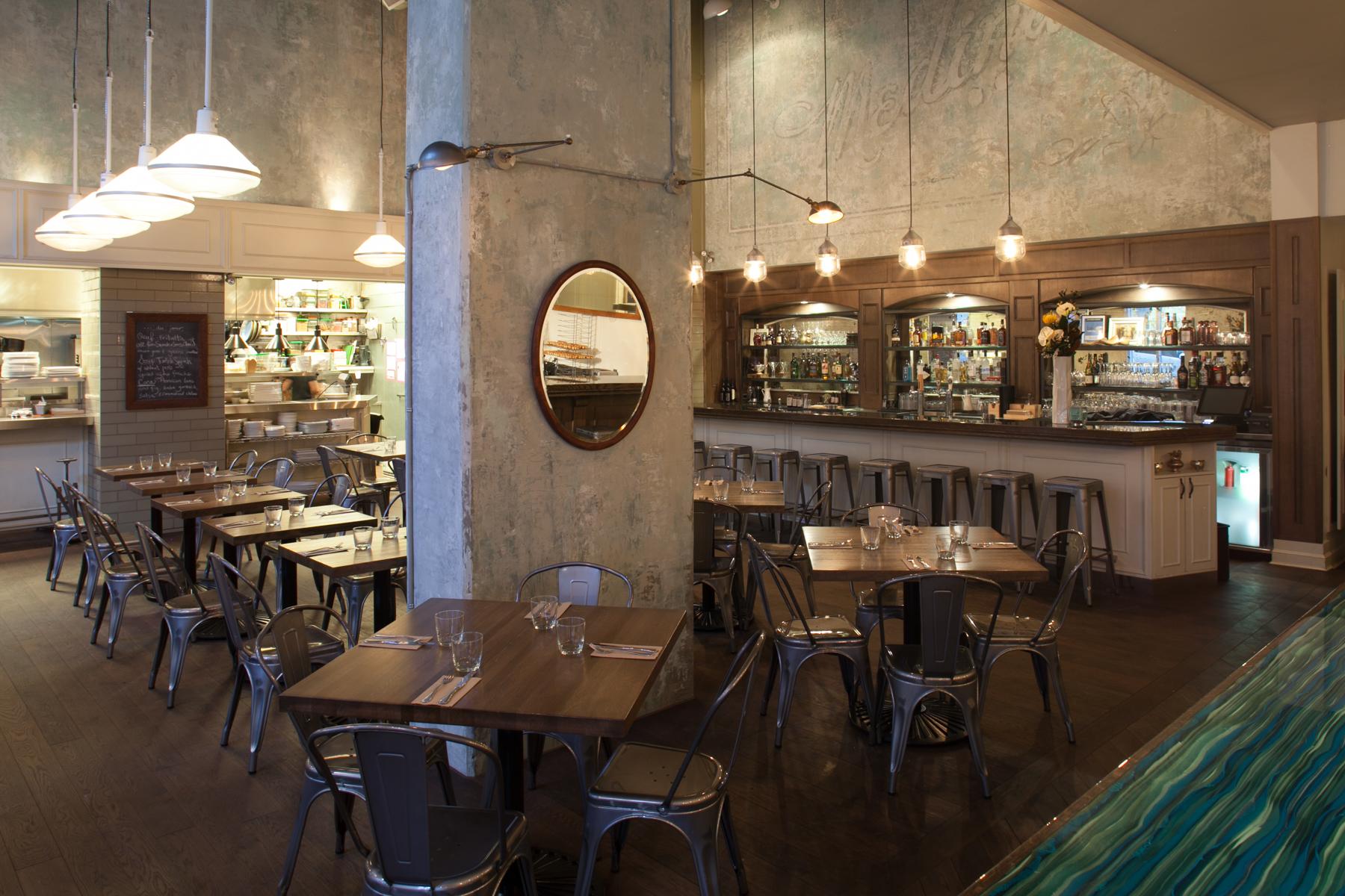 Cafemedina interior4 creditbarrycalhounphotography