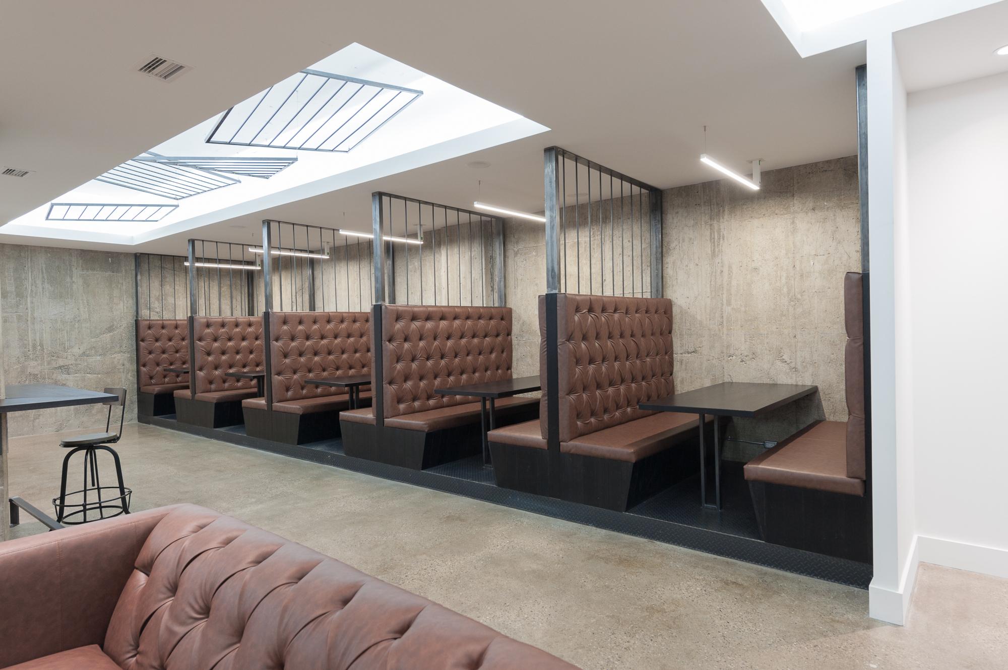 250university vault seating