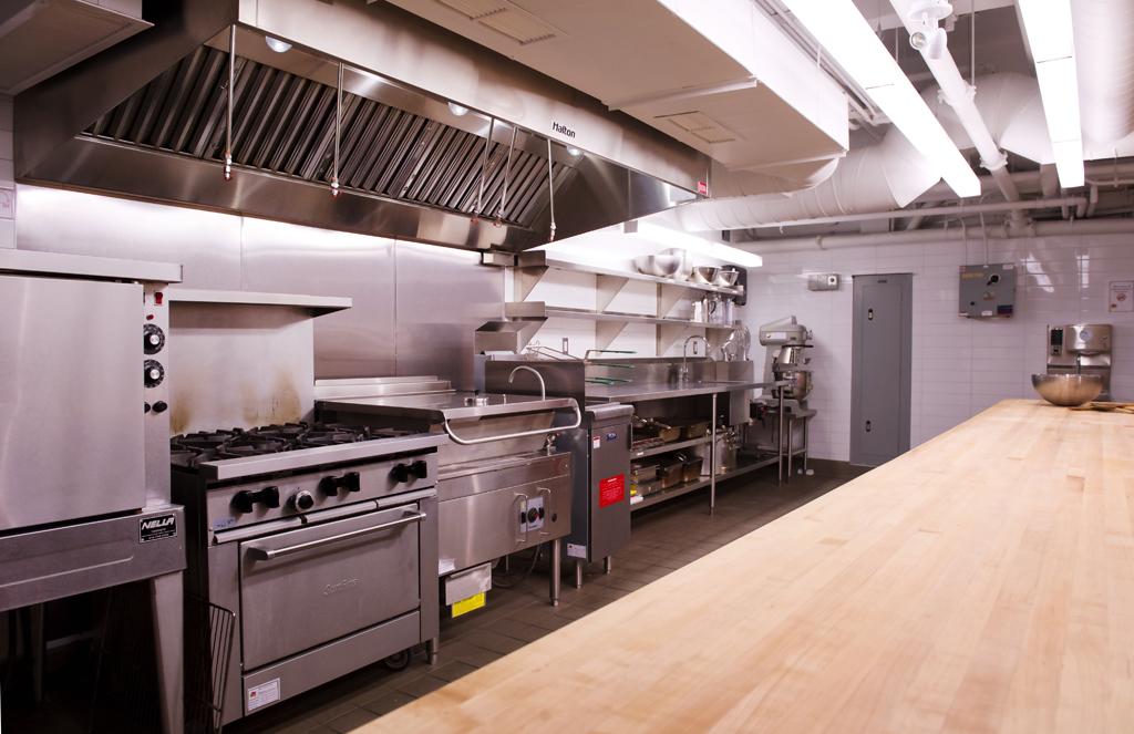 Commercial kitchen 2