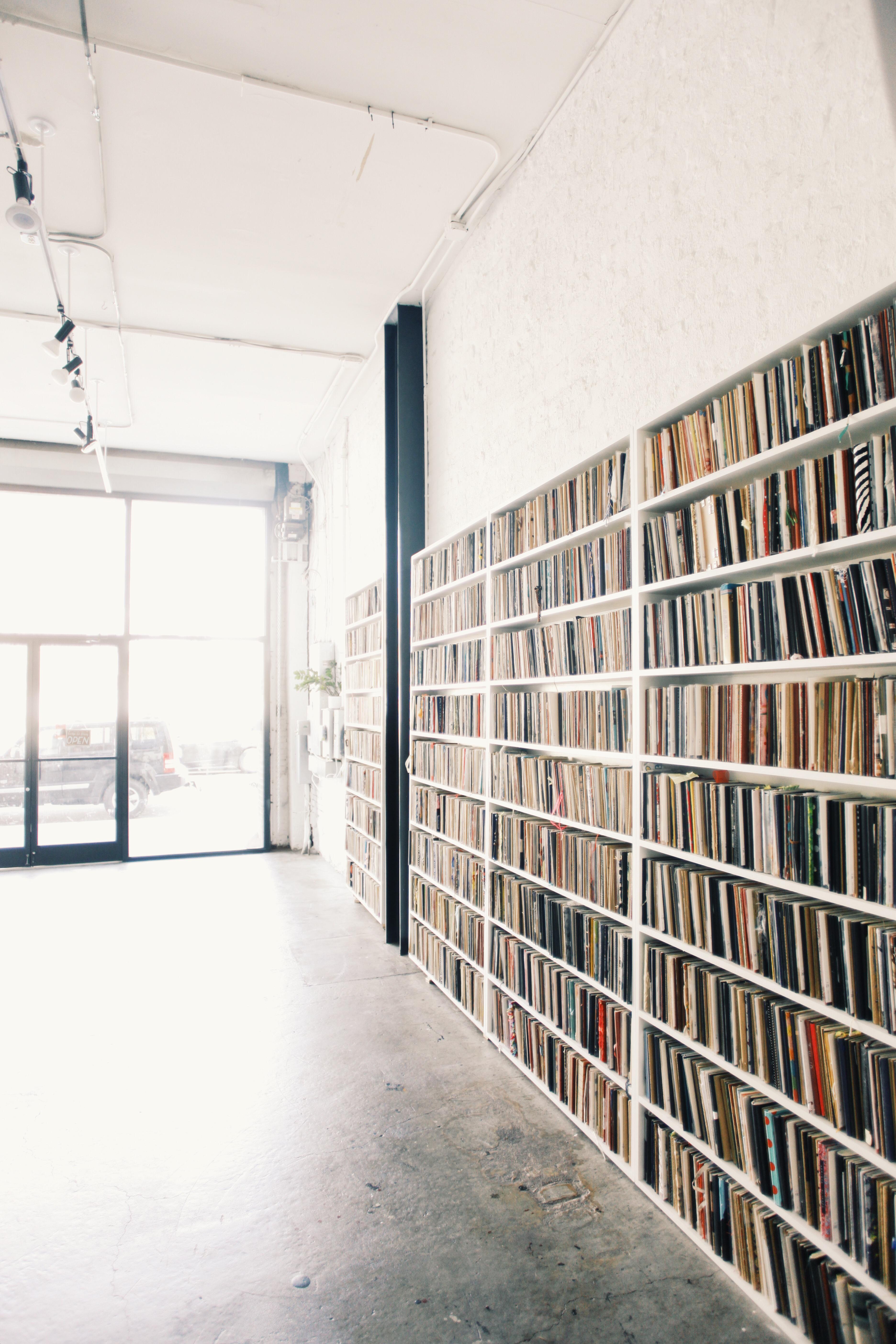 Brooklyn art library l