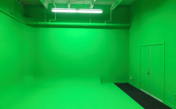 Green screen 1