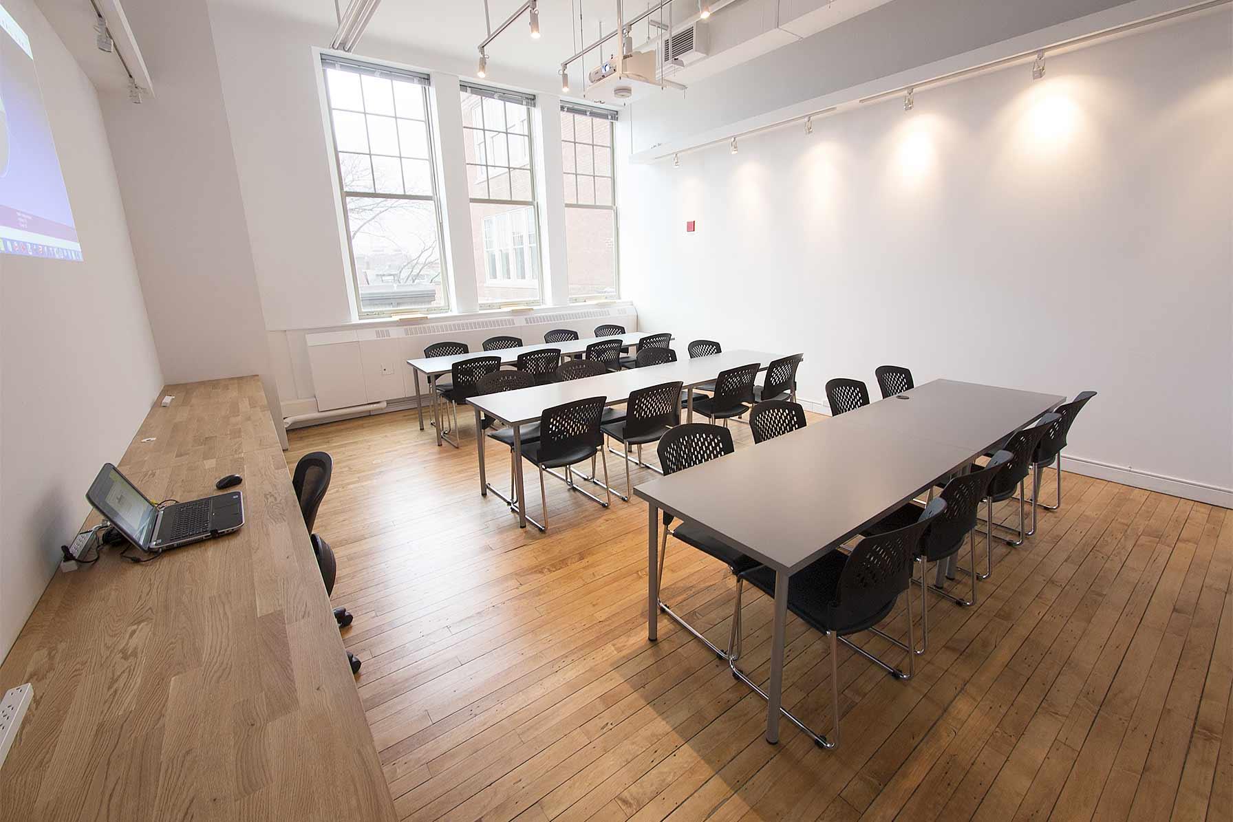 3 delta studio classroom configuration